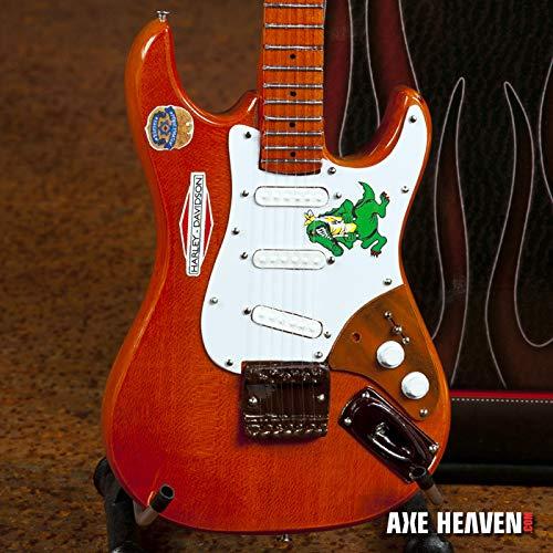 Jerry Garcia Grateful Dead''Alligator'' Graham Nash Mini Guitar Replica Collectible by FAN MERCH