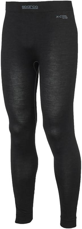 Size: Medium//Large, Black Sparco Shield RW-9 Nomex Underpants 001765P