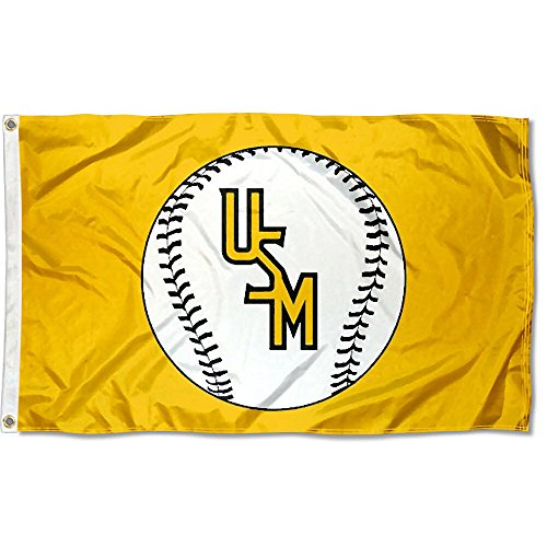 College Flags and Banners Co. Southern Mississippi Eagles Baseball Logo Flag