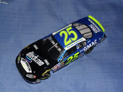 2004 NASCAR Action Racing Collectables . . . Brian Vickers #25 GMAC / Father's Day Chevy Monte Carlo 1/24 Diecast . . . Limited Edition 1 of ()