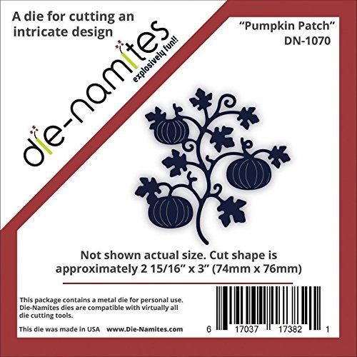 Die-Namites Die-Pumpkin Patch, 2.9375