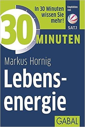 Cover des Buchs: 30 Minuten Lebensenergie