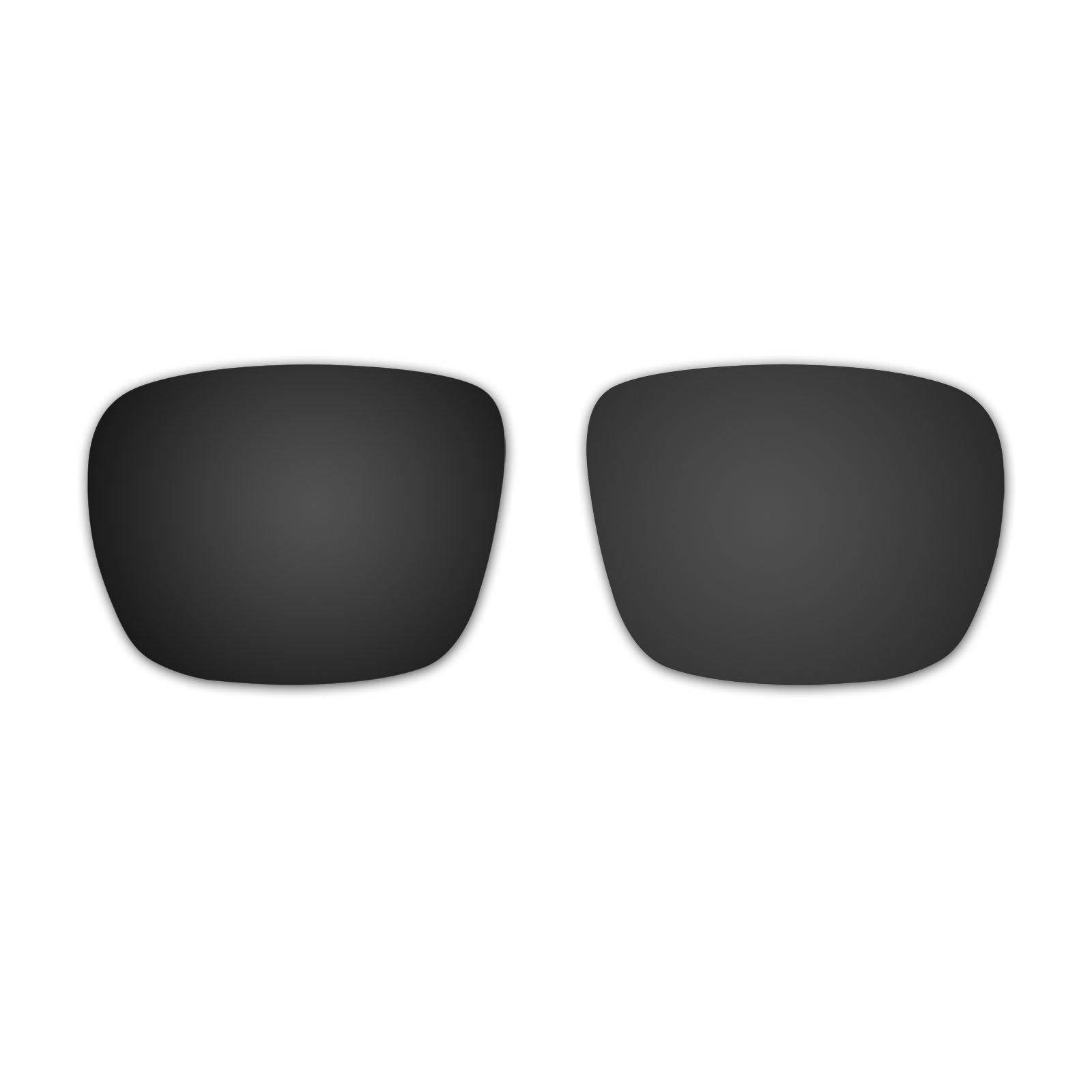 Polarized Replacement Sunglasses Lenses for Spy Optic Spy Helm - Black