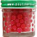 Pautzke Bait Roe Fire Cure Balls O'Fire Eggs (Red, 1-Ounce)