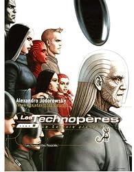 Les Technopères, Tome 8 : La Galaxie promise par Alejandro Jodorowsky
