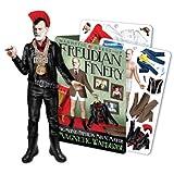 Freudian Finery - Sigmund Freud Magnetic Dress Up Doll Play Set