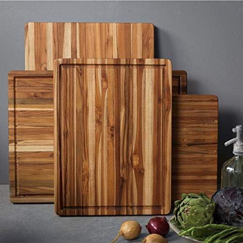 T/&G Woodware Marteau /à viande en h/être certifi/é FSC avec extr/émit/é en m/étal 280 mm