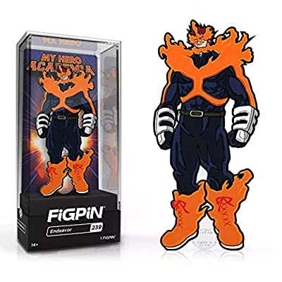 My Hero Academia FiGPiN Endeavor: Toys & Games