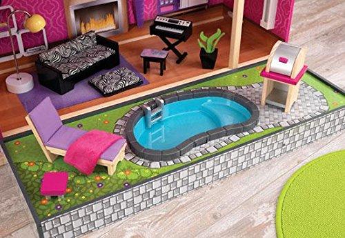 KidKraft Uptown Dollhouse pool