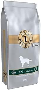 ريل - طعام كلاب  بنكهه اللحم للكلاب الحساسه - اكل الكلاب الحساسه Kg10