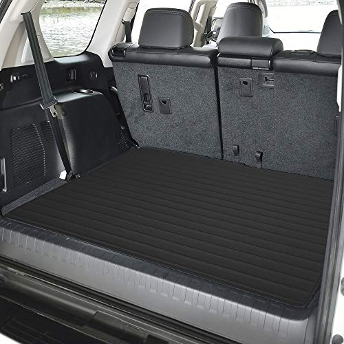 FH Group F16500 Deluxe Heavy-Duty Faux Leather Multi-Purpose Cargo Liner, Striped, 32