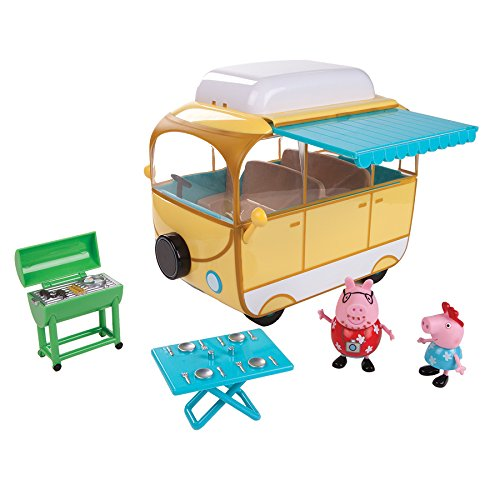 Peppa Pig Family Campervan Large Vehicle -