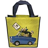 Universal Studios Minions Tote Bag, Reusable, Speedy Car Ride, Medium