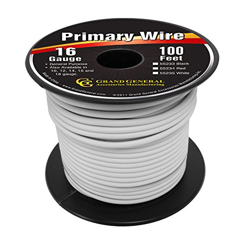 grand-general-55235-white-100-16-gauge-primary-wire