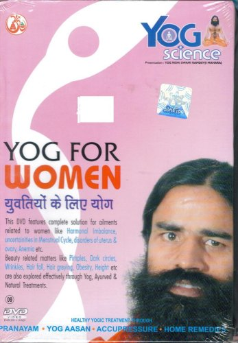 Amazon Com Yoga For Women Swami Ramdev Movies Tv