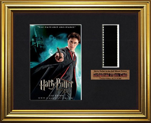 Harry Potter & the Half Blood Prince - Framed filmcell picture (g)