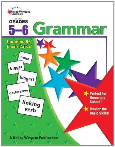 Download Grammar, Grades 5 - 6 pdf