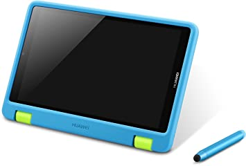 the best attitude a5e4b db440 Huawei T3 7 Tablet Kids Cover, blue: Amazon.co.uk: Computers ...