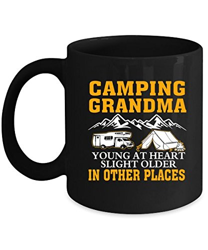 Amazon Camping Grandma Mug Great Birthday Gift Ideas For
