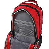 Fila Vertex Tablet and Laptop Backpack, RED, LARGE