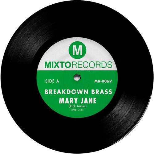 Cassette : Breakdown Brass - Mary Jane / The Horseman (7 Inch Single)
