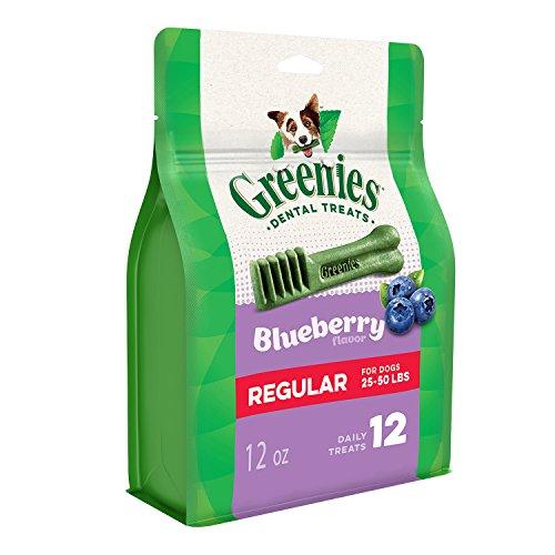 Greenies Dental Treats Regular Blueberry
