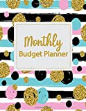 3: Monthly Budget Planner: Weekly Expense Tracker Bill Organizer Notebook Business Money Personal Finance Journal Planning Workbook size 8.5x11 Inches ... (Expense Tracker Budget Planner) (Volume 3)