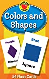 img - for Colors and Shapes Flash Cards (Brighter Child Flash Cards) book / textbook / text book