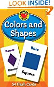 #10: Colors and Shapes Flash Cards (Brighter Child Flash Cards)