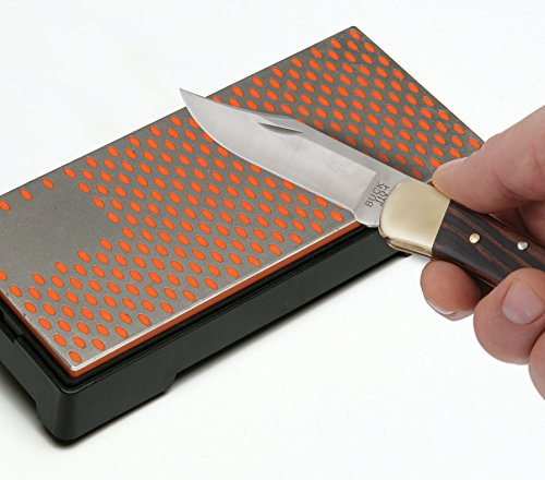 Smith's Consumer Products, Inc DBSF 6-Inch Diamond Sharpening Stone - Fine by Smith's (Image #3)