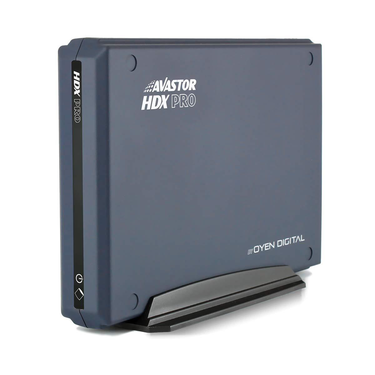 Avastor HDX Pro 14TB USB-C External Hard Drive