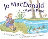 Jo MacDonald Saw a Pond (Jo MacDonald Series) by Mary Quattlebaum (2011-09-01)