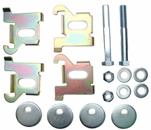 ACDelco 45K18044 Professional Front Caster//Camber Bolt Kit with Hardware