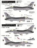 AFD32002 1:32 Afterburner Decals F-16C Block 50 Falcon 55FS