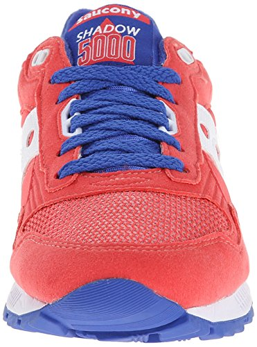 Saucony Original Kvinna Skugga 5000 Mode Sneaker Röd / Vit