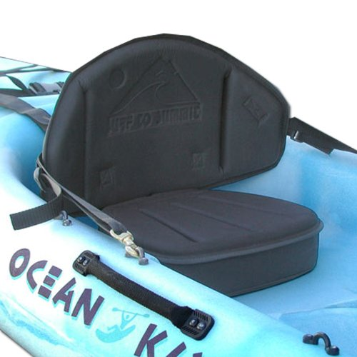 Surf to Summit Drifter Elevated Fishing Kayak Sit-On-Top Seat