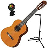Yamaha CGS102 1/2 Scale Classical Guitar w/Tuner and Stand