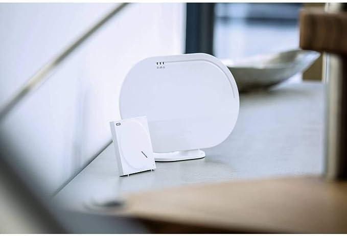 ABUS Z-Wave Gateway Steuer-Zentrale Controller Smart Home SHGW10000 B-Ware