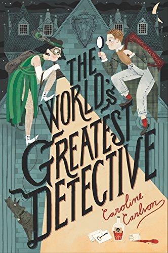 Download The World's Greatest Detective pdf epub