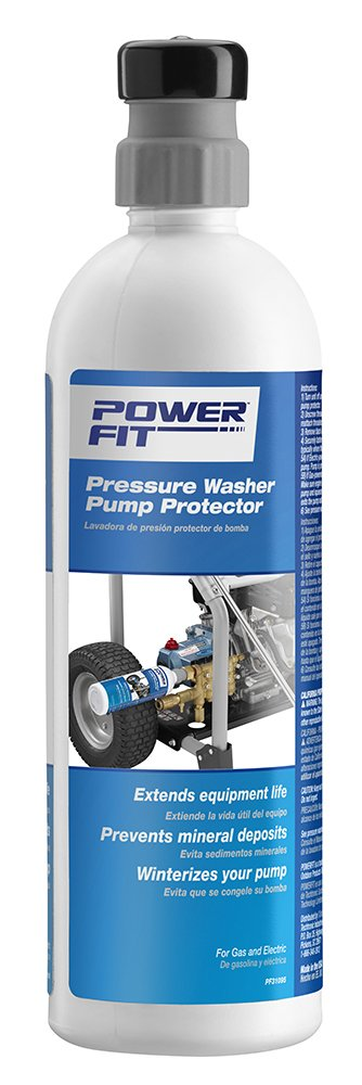 PowerFit PF31095 Pressure Washer Pump Protector, 12 oz