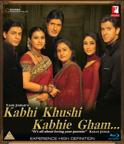 Kabhi Khushi Kabhie Gham [Blu-ray]