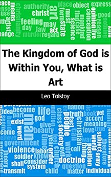 The kingdom of god is within you tolstoy