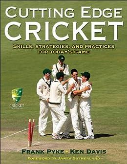 Amazon Com The Cutting Edge Cricket Ebook Cricket Australia