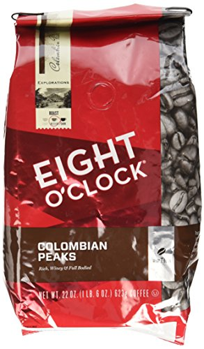 Eight OClock Whole Coffee Colombian product image