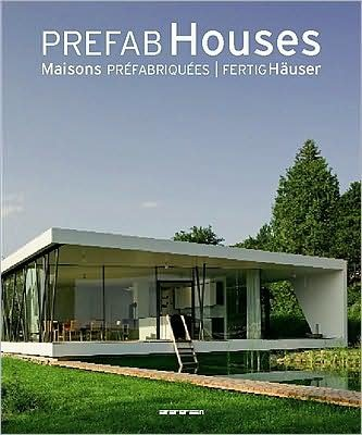Prefab Houses (text only) Mul edition by A. TASCHEN