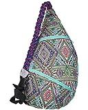 Slope Rope Bag Everyday Women's Shoulder Sling Backpack Ideal for City and Nature