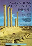Excavations at Sabratha, 1948 - 1951 : The Finds. the Amphorae, Coarse Pottery and Building Materials, Dore, John and Keay, Nina, 0950836354