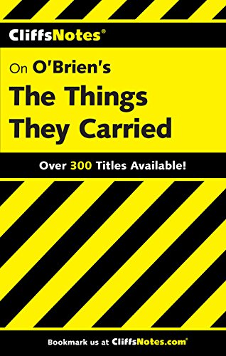 (O'Brien's The Things They Carried (Cliffs Notes))
