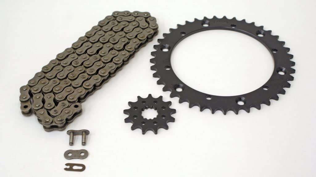Yamaha Banshee 14 Tooth Front 41 Tooth Rear Stock Sprocket Sprockets 520 Chain