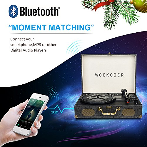 Review Wockoder Classic suitcase record
